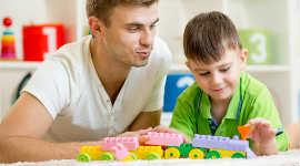 Какие должны быть игрушки у мальчика - мнение папы