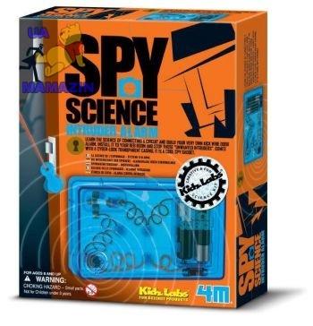 Набор шпиона. Дверная сигнализация. ТМ 4M