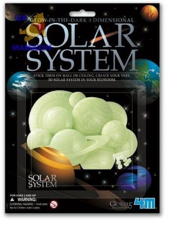 """Набор """"Планеты солнечной системы"""" (светятся)"""