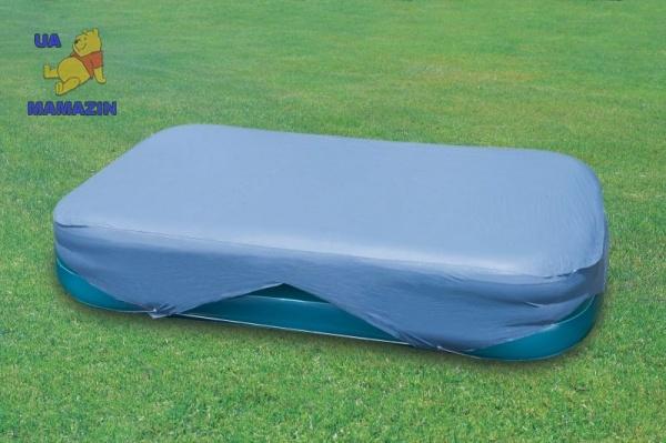 Intex: Тент для прямоугольного бассейна 305х183 см.
