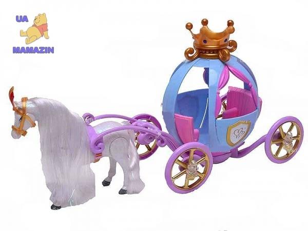 """Набор Карета  с лошадью  """"Золушка"""""""