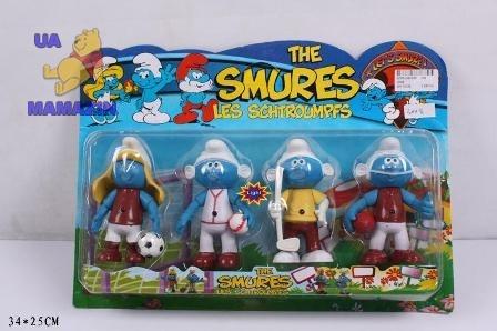 "Герои ""The Smurfs"""