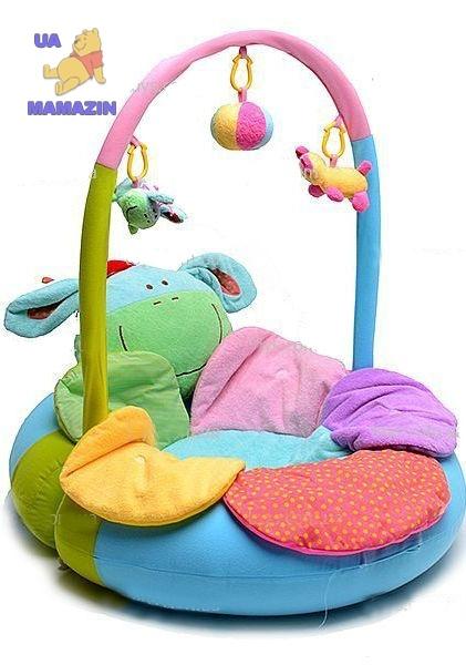 Коврик надувной для новорожденных