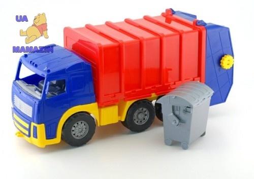 Машина Акрос мусоровоз