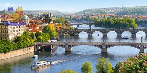 Пазлы Castorland Vltava Bridges in Prague 4000 элементов
