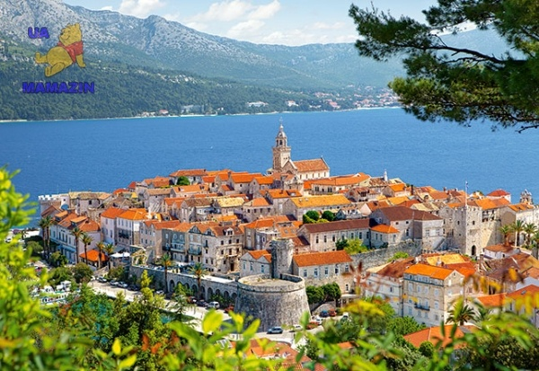 Пазлы Castorland Korcula, Croatia 3000 эл.