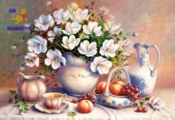Пазлы Castorland Copy of: The Guilded Vase, Trisha Hardwick 2000 эл.