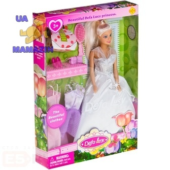 Кукла невеста ТМ DEFA