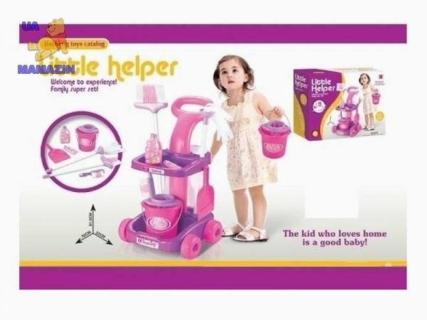 Тележка для уборки Маленькая  помощница