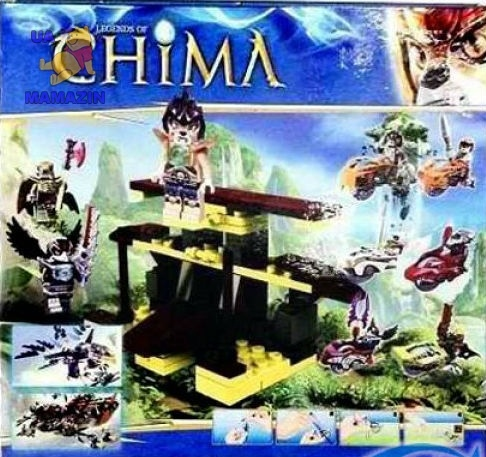 Конструктор Legens of Chima