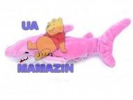Растущая мягкая игрушка - Акула