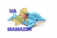 Растущая мягкая игрушка - Дельфин