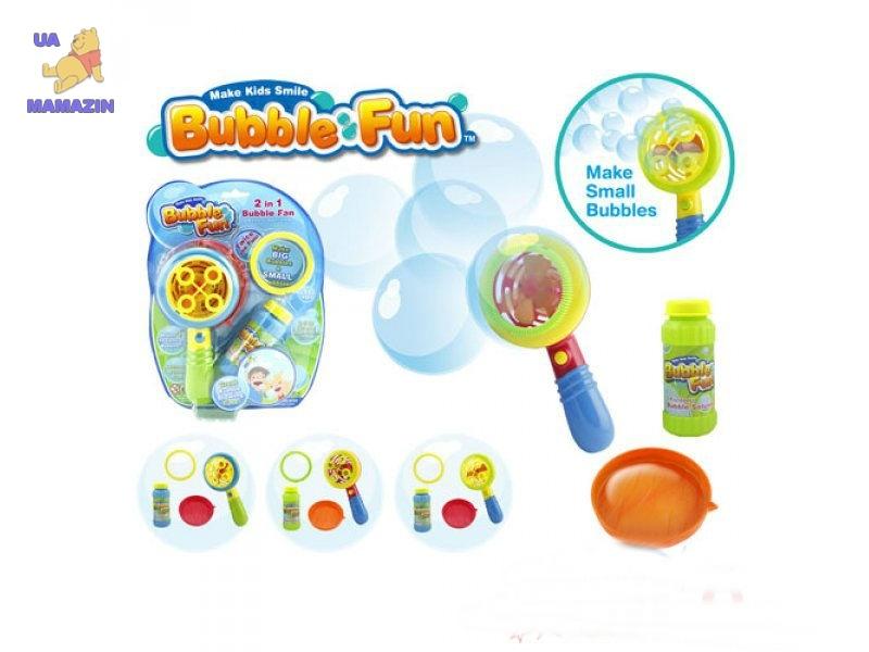 Мыльные пузыри Bubble Fun