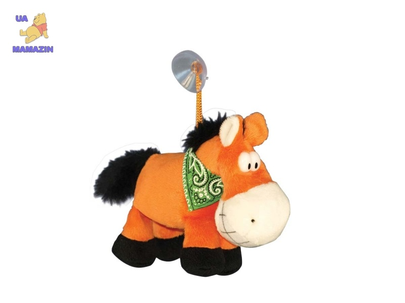 """Сувенир """"HORSE"""" 17 cм с с присоской"""