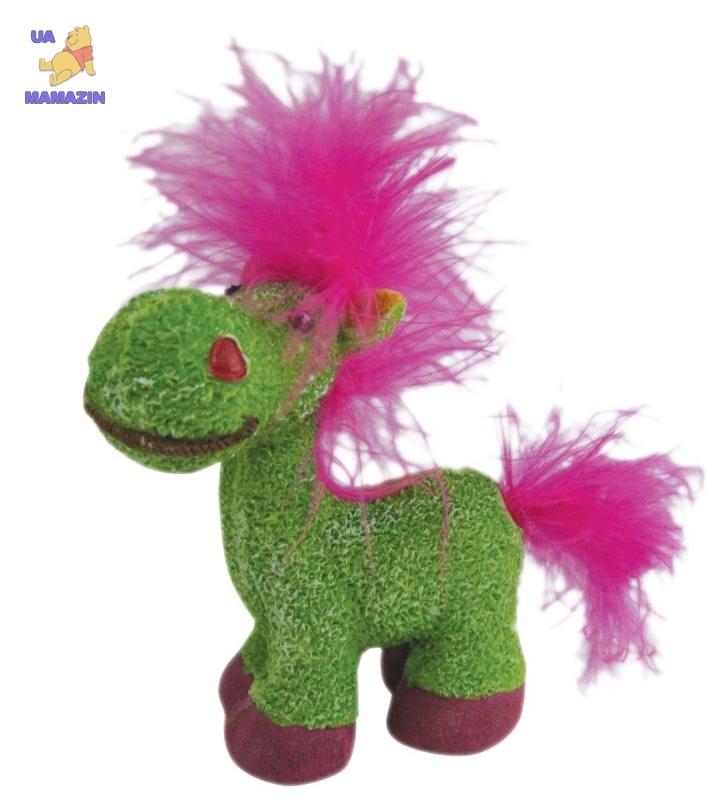 """Сувенир """"HORSE"""",  11см, зеленый"""
