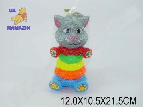 """Пирамидка """"Кот Том"""""""