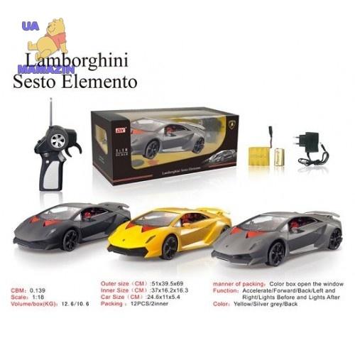 "Машина ""Lamborghini""  на р/у"