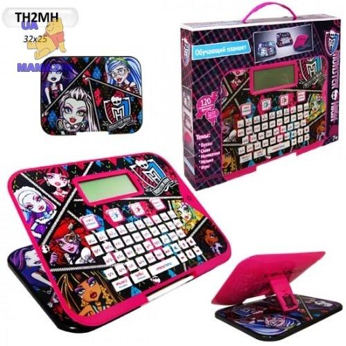 """Детский развивающий планшет с подставкой """"Monster High"""""""