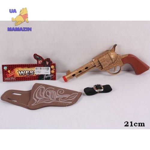 Как сделать кобуру для револьвера своими руками