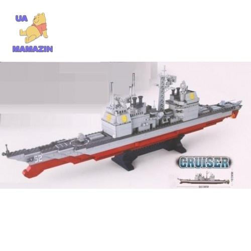 """Конструктор SLUBAN  """"Морской флот"""""""