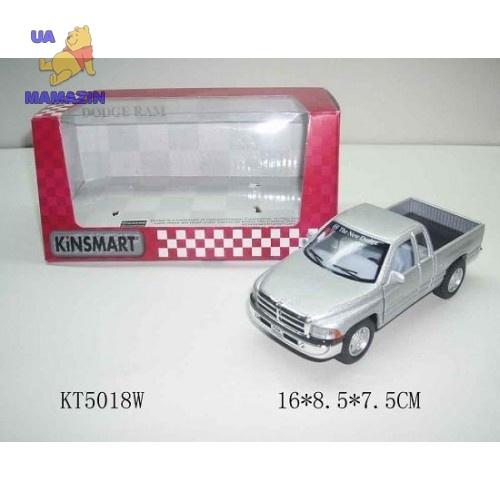 Машинка колекционная Dodge Ram