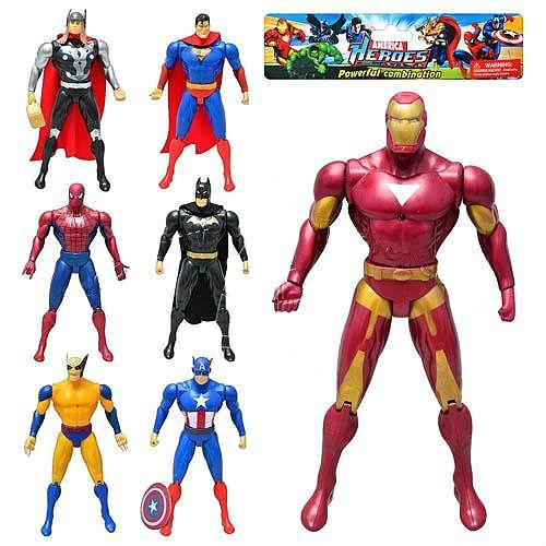 Супергерой,35 см