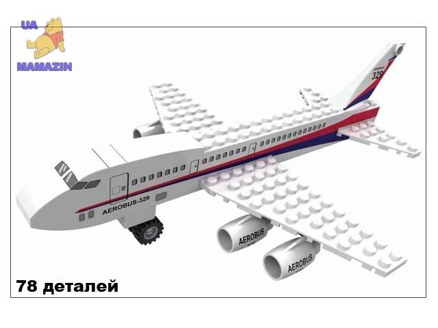Конструктор Самолет AUSINI