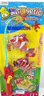 Детская игра «Рыбалка»