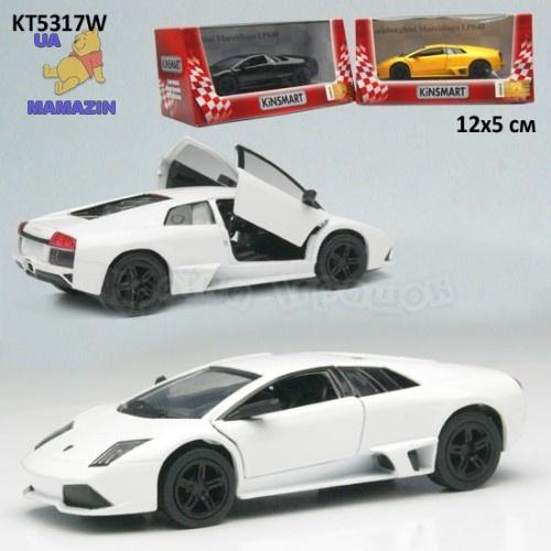 Коллекционная машинка Lamborghini Murcielago LP640
