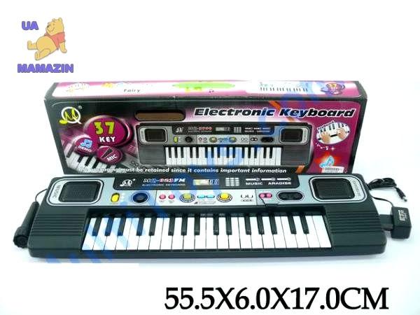 Синтезатор от сети  с  FM