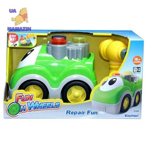 Игровой набор Машинка с молотком ТМ  Keenway