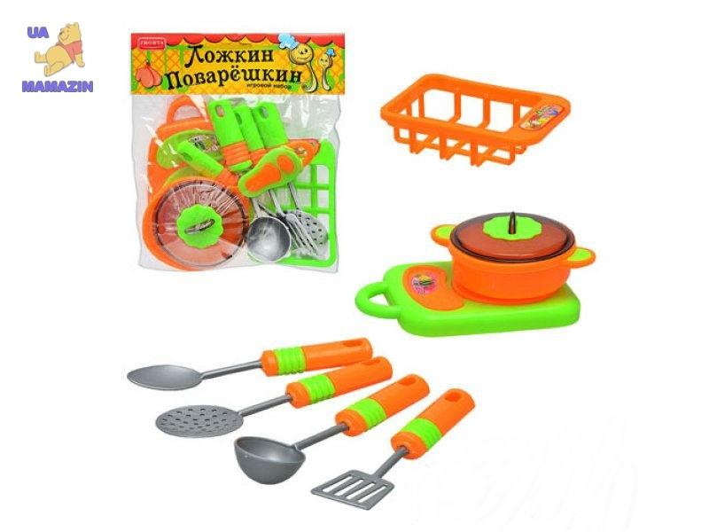 Набор посуды детской