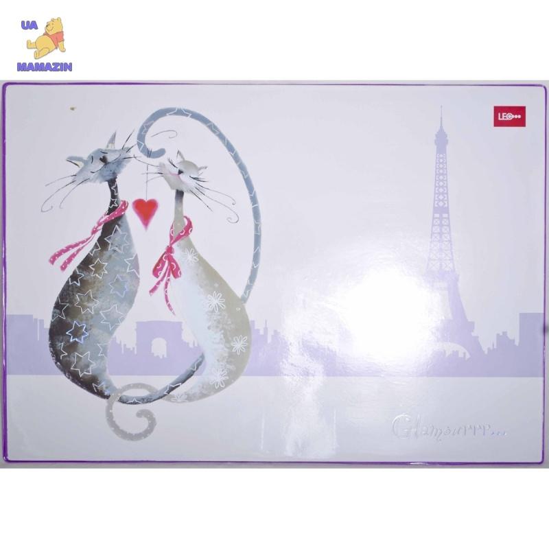 Подложка для стола «Glamourrr cats» с фольгой, 50*35см