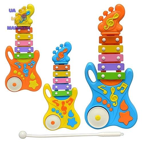Гитара-ксилофон