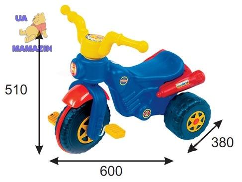 Велосипед Маскот