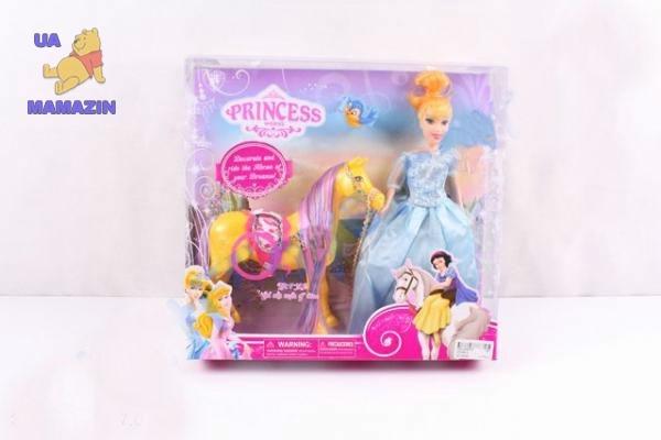 Кукла Принцеса с лошадью