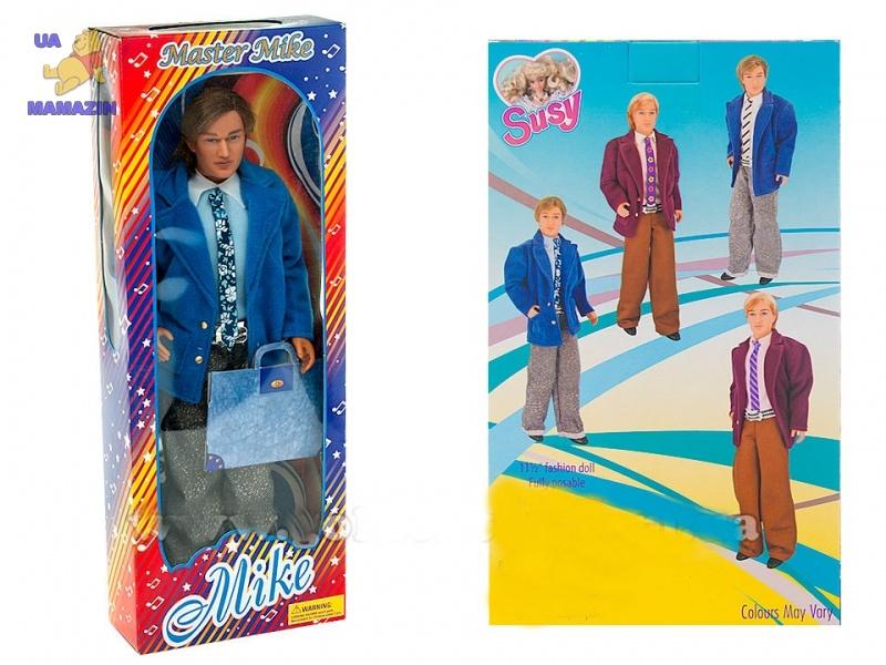 Кукла Creation & Distribution «Майк Учитель»