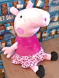 """Мягкая игрушка Свинка """"Пеппа"""""""