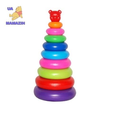 Пирамидка №4 ТМ M-toys