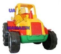 Трактор машинка