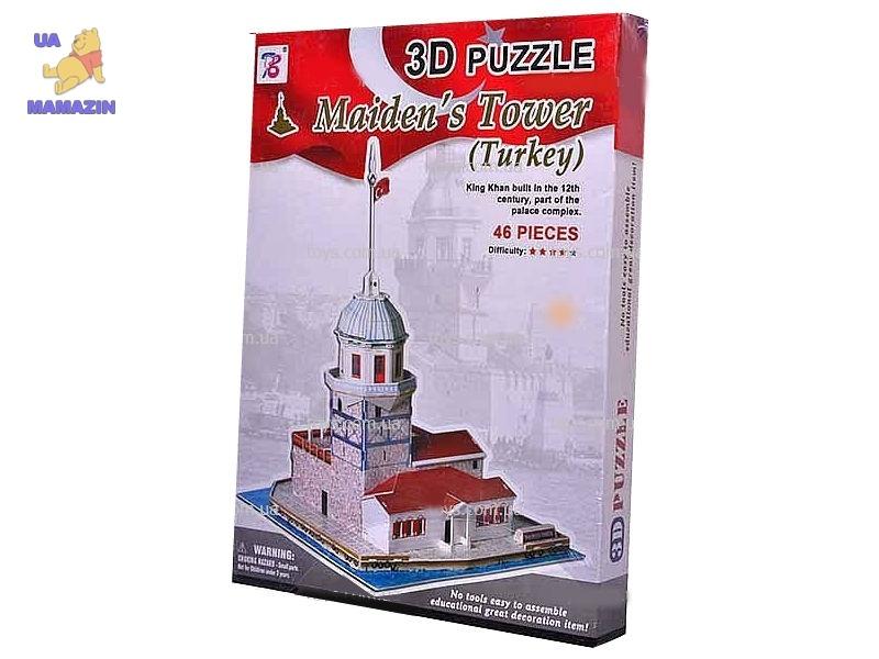 3D пазл «Девичья башня»