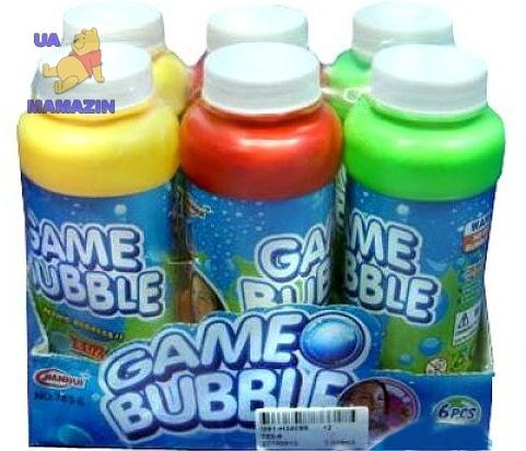 Набор Запасок к мыльным пузырям