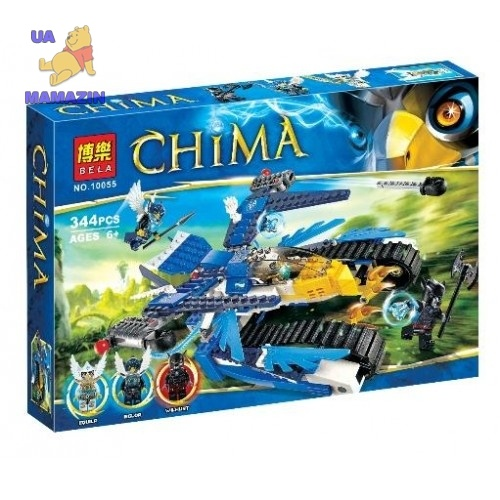 "Конструктор Legends of Chima ""Гарпунер Орла Экилы """