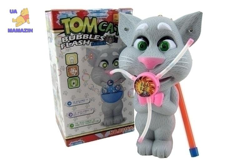 """Музыкальная игрушка-вертушка """"Кот Том"""""""