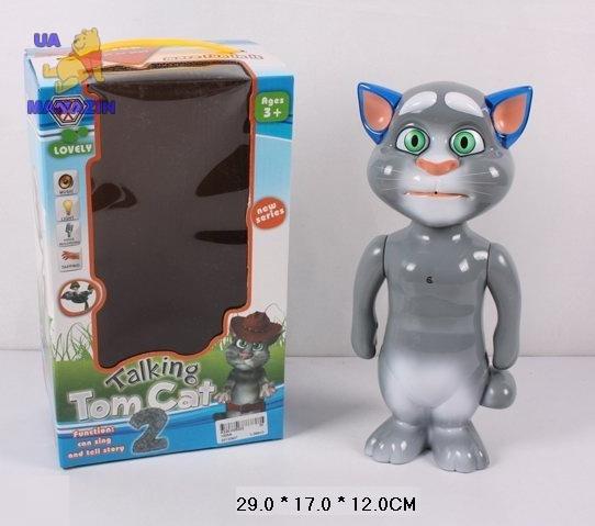 """Говорящий """"Кот Том"""", повторюха"""