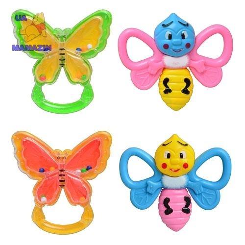 Погремушки бабочки