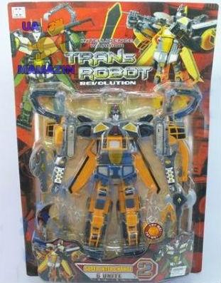 """Трансформер-робот """"Revolution"""""""