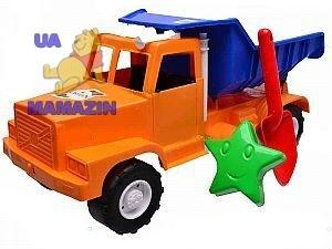 Детская машинка  Вольво