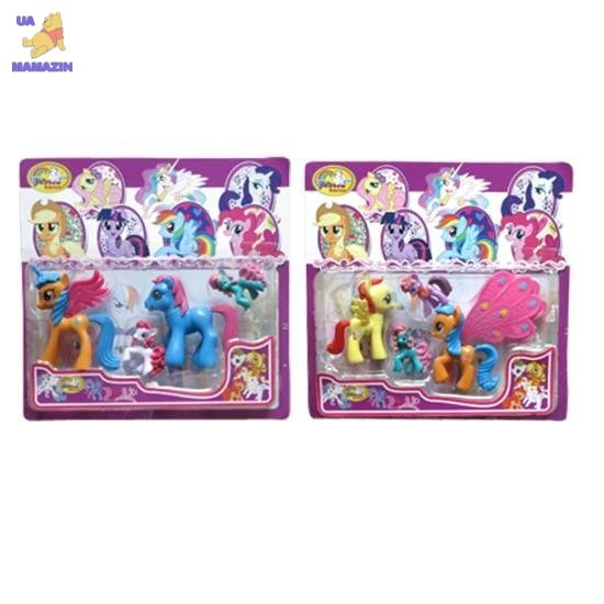 "Фигурки ""Cute Little Pony"""