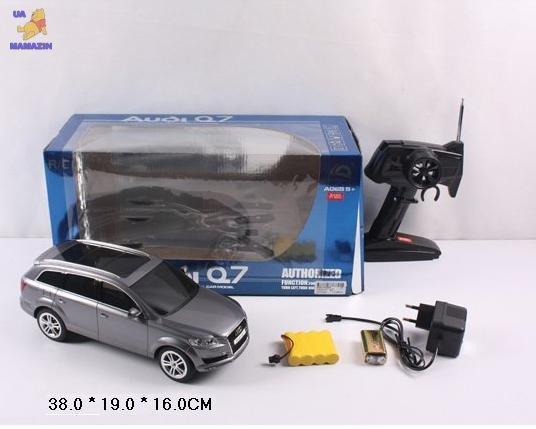 Машина аккумуляторная р/у Audi Q1